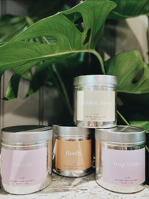 Lumi 100% Essential Oil Candles