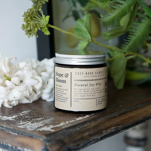 Cosy Nook 120ml Candles