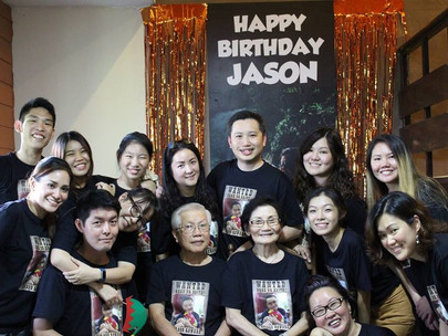 Happy Birthday Jason! #bestbossever