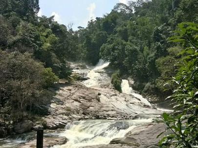 2017 Birthday @ Chamang Water Fall