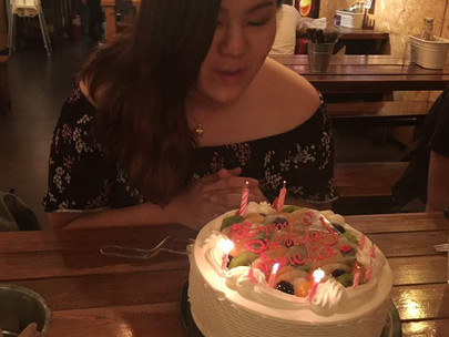 Happy Birthday, Ame!