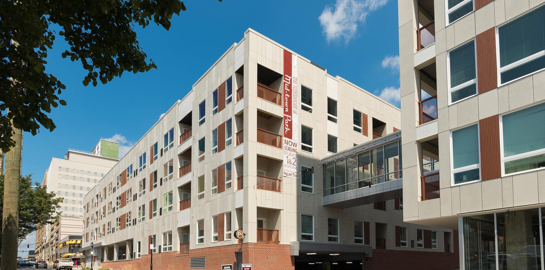 Midtown Apartments Wilmington, DE