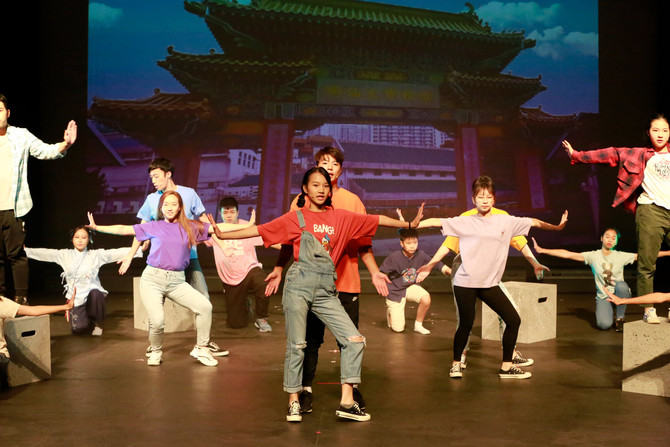"A Musical about ""Wong Tai Sin"""
