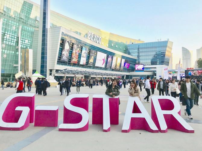 G-Star @ Busan, S Korea