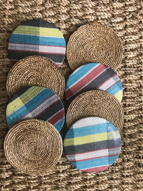 Loom Woven Coasters