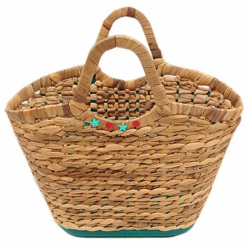 Handbasket Garden Planter (set of 3)