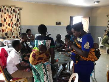 MitiMeth - Community Training - Warri.JP