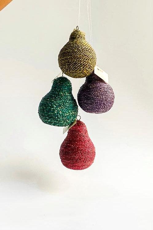 Hanging Mini Gourd Ornaments