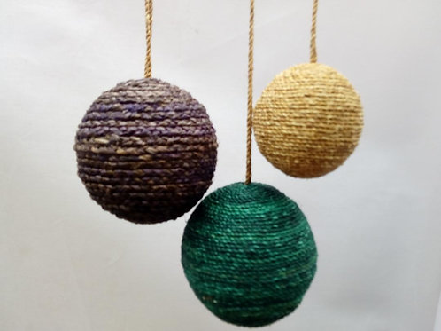 Hanging Ball Ornament