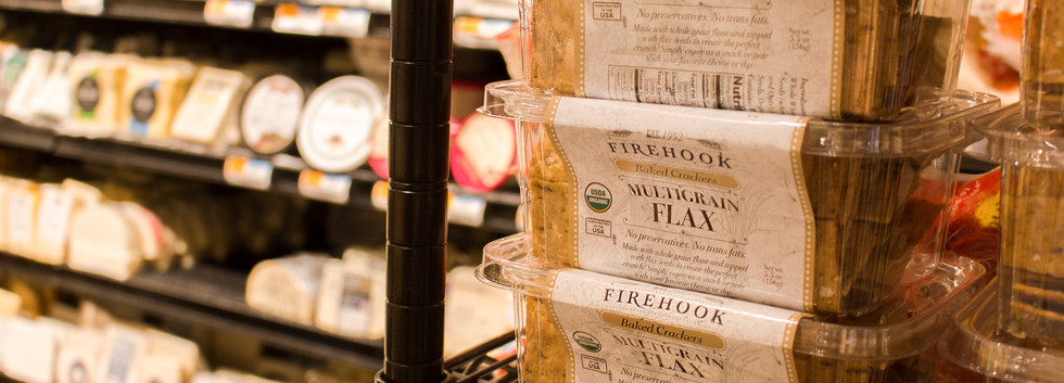 Firehook Multigrain Flax