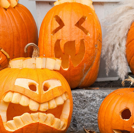 5 THINGS TO DO WITH PUMPKINS AFTER HALLOWEEN