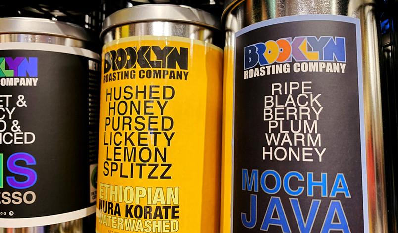 Brooklyn Roasting Company Coffee