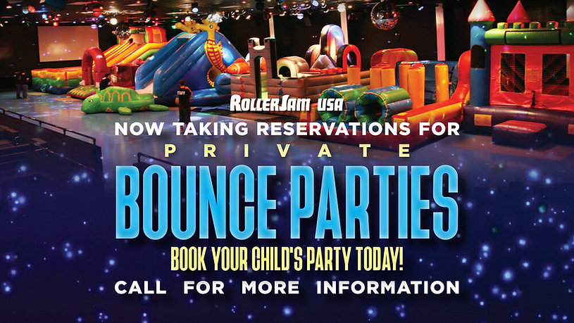 Private Bounce Parties