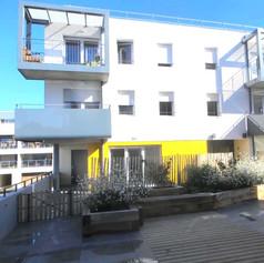 Intérieur patio