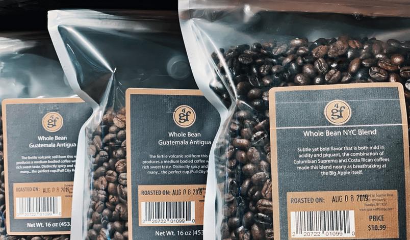 Gourmet Fresh Premium Coffee