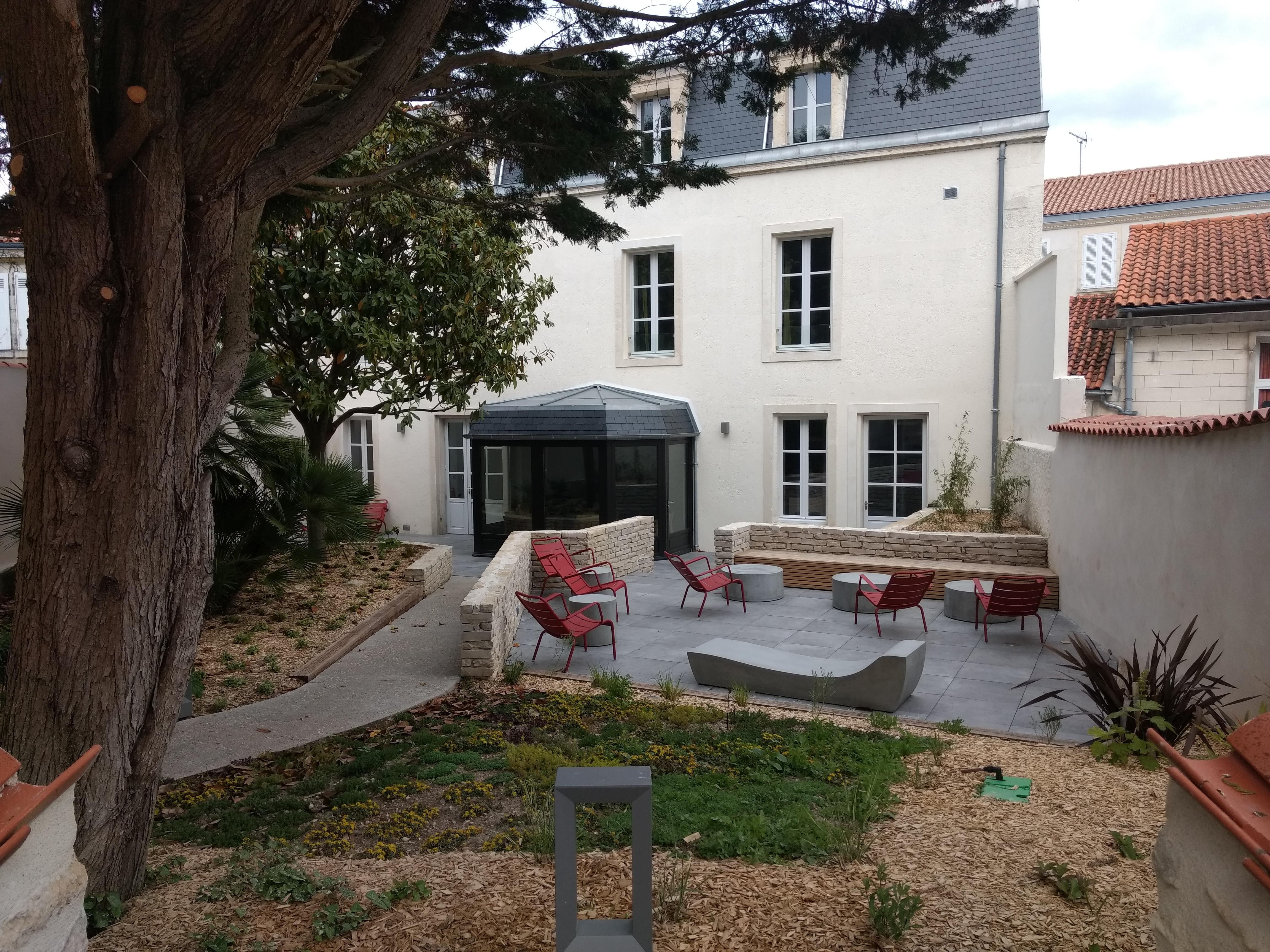 MAISON ST NICOLAS _ La Rochelle (79)