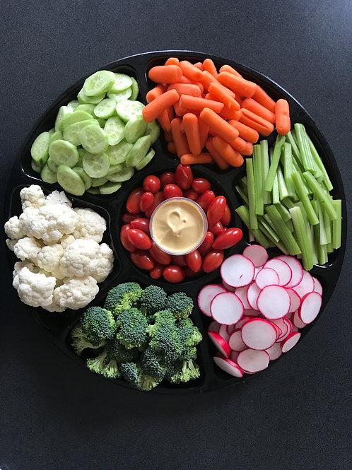 """16"""" Veggie Platter"""