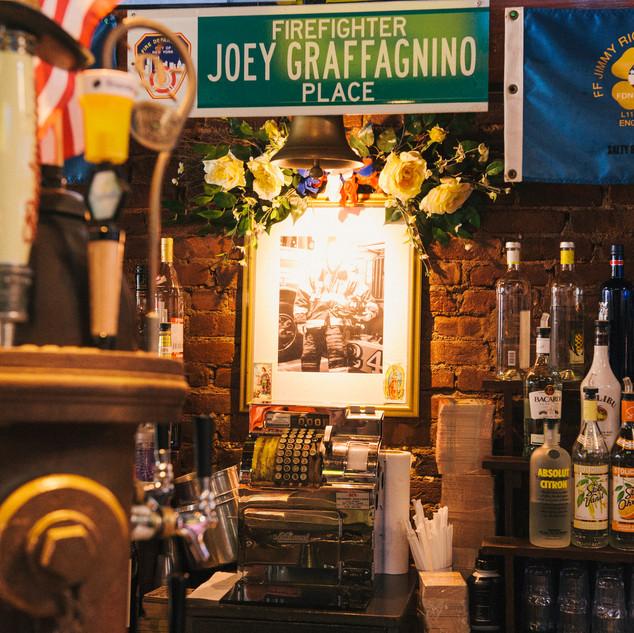 Salty Dog Firefight Joey Graffagnino Place