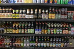 Craft Beer & Wide Beverage Selections