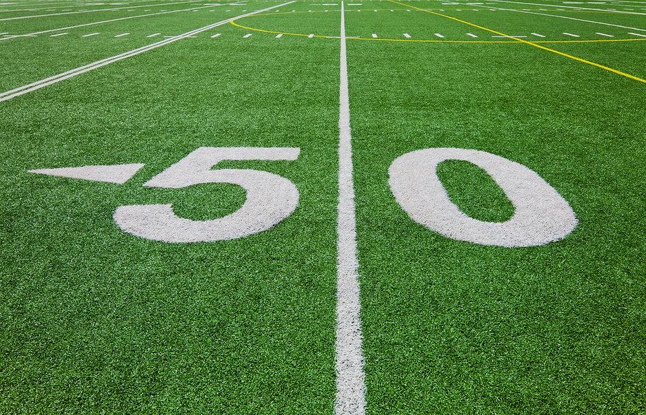 fifty-yard-line-football-field