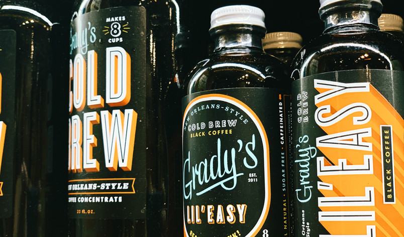 Assorted Cold Brew