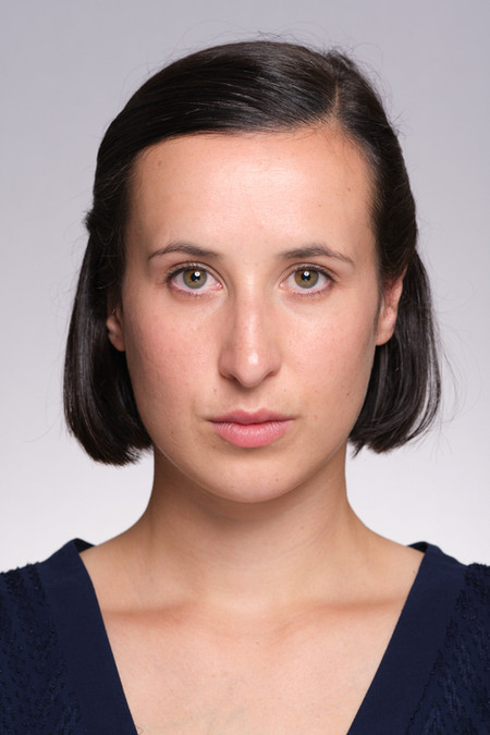 Actor Headshot for Francessca Cheetham
