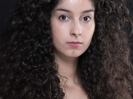 Latest Actor Headshot - Hajar Karim