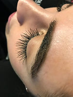lash extensions edinburgh