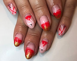 gel nails edinburgh