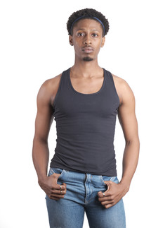 Chase Jahmal, model
