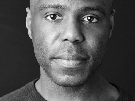 Latest work - New headshots for London actor Peter Kyei
