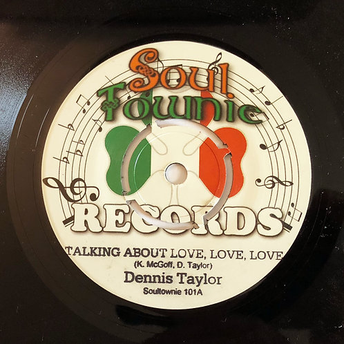 "Taking About Love, Love, Love / Fool Proof Love (7"" Vinyl)"