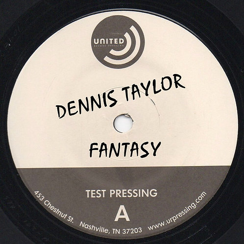 "Fantasy / Something 'Bout Cha (7"" TEST PRESSING)"