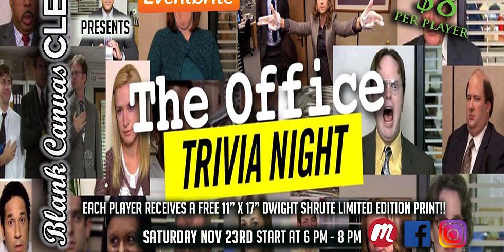 The Office Trivia Night Part 2
