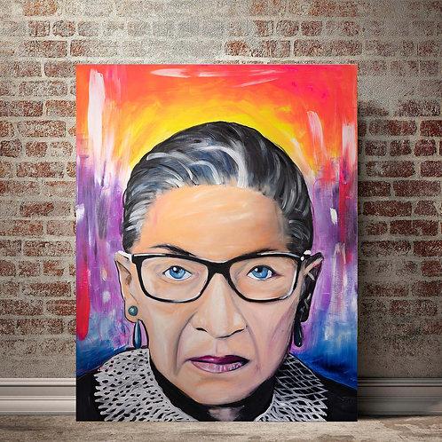 Ruth Bader Ginsburg Poster Size (24x36)
