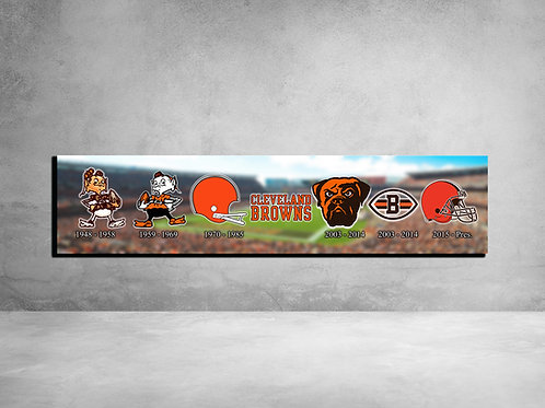 The Generations of Cleveland Browns Logos- We Aim To Provide The Best Cleveland