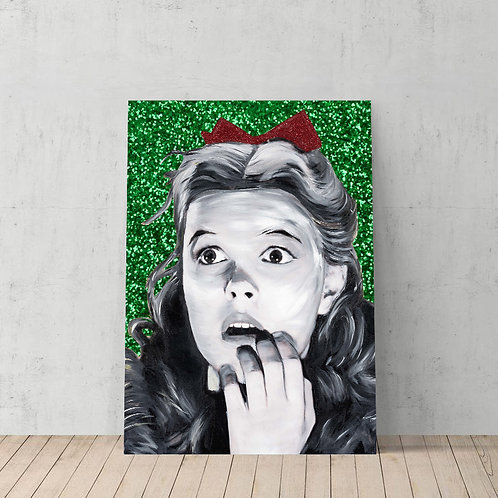 Dorothy of Wizard of OZ - Poster Size (Size 24x36)