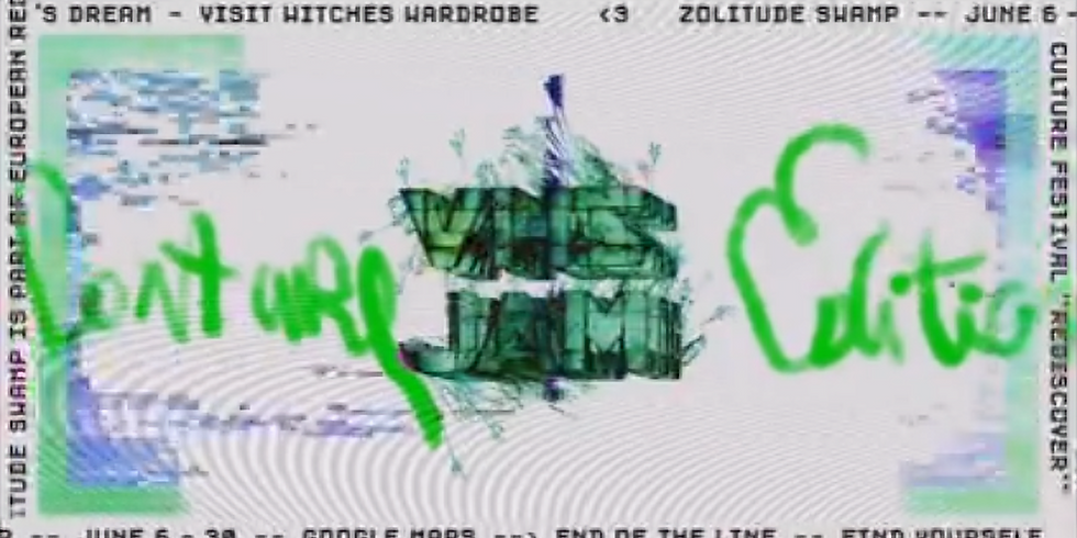 VHS Jam: Couture Edition — Zolitude Swamp