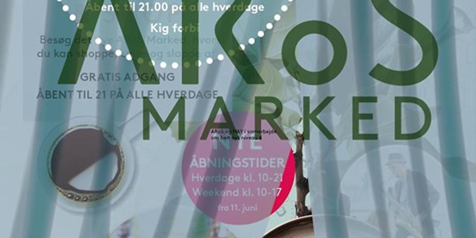 Gratis åbningsfest for ARoS Marked