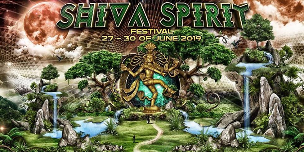 SHIVA Spirit Festival 2019 ♆ Denmark ♆