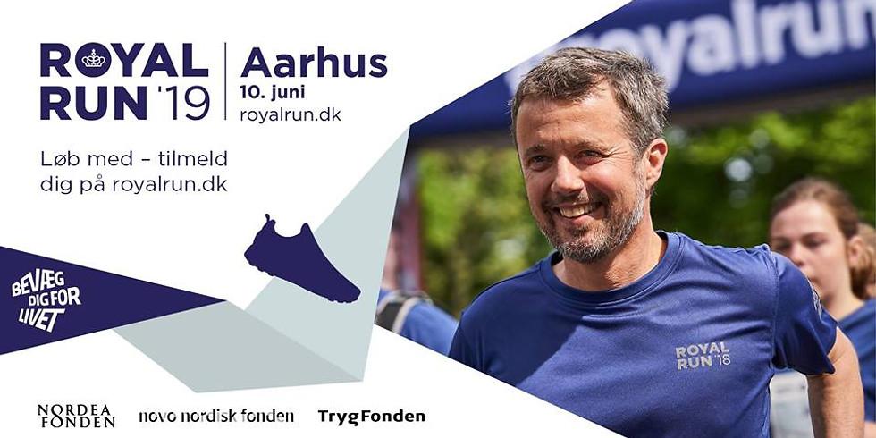 2019 Royal Run Aarhus - udsolgt!