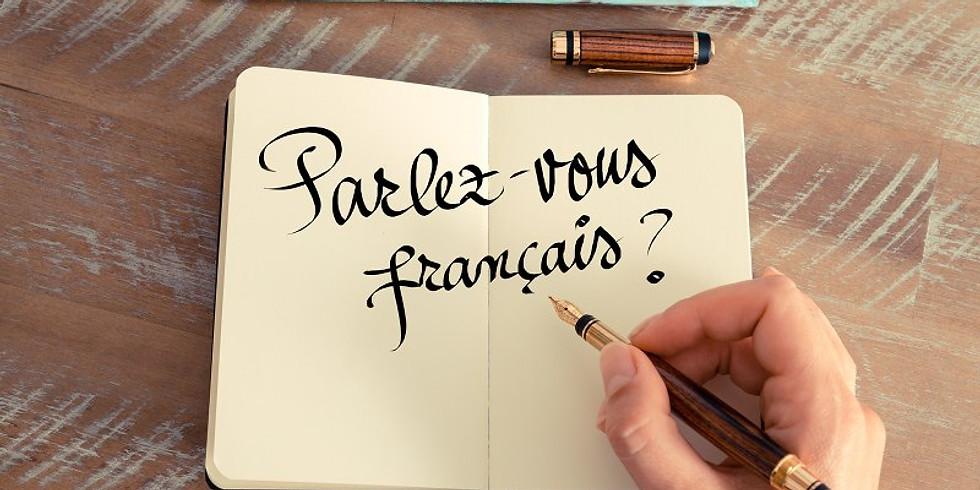 Fransk café