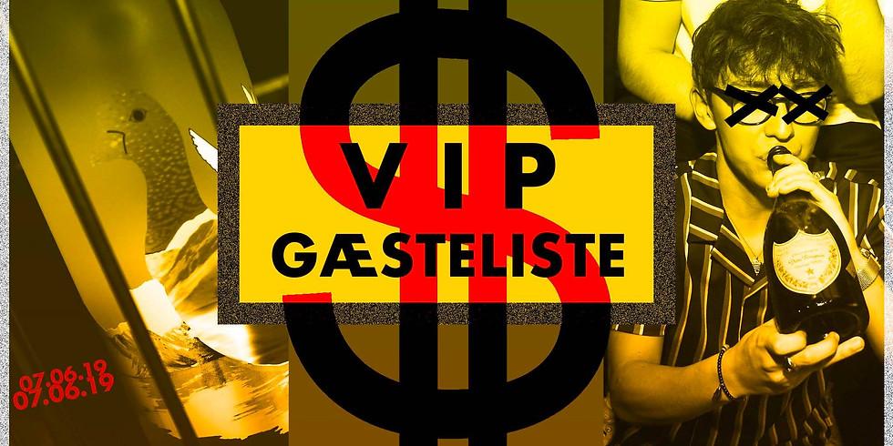 Gratis Entre ✘ Gæstelisten ✘ 07.06.19