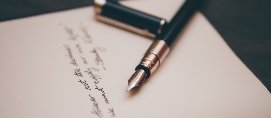 How to write an amazing application letter?