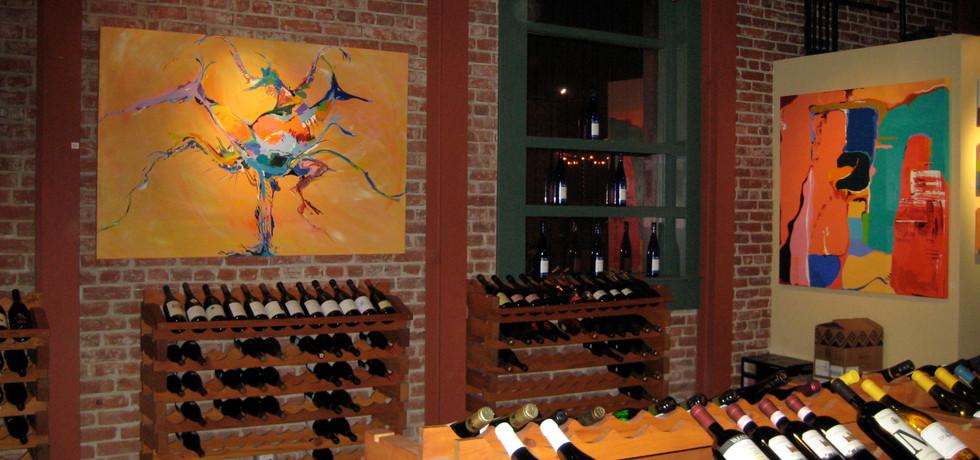 Heritage Wine Co. Pasadena, CA  2011