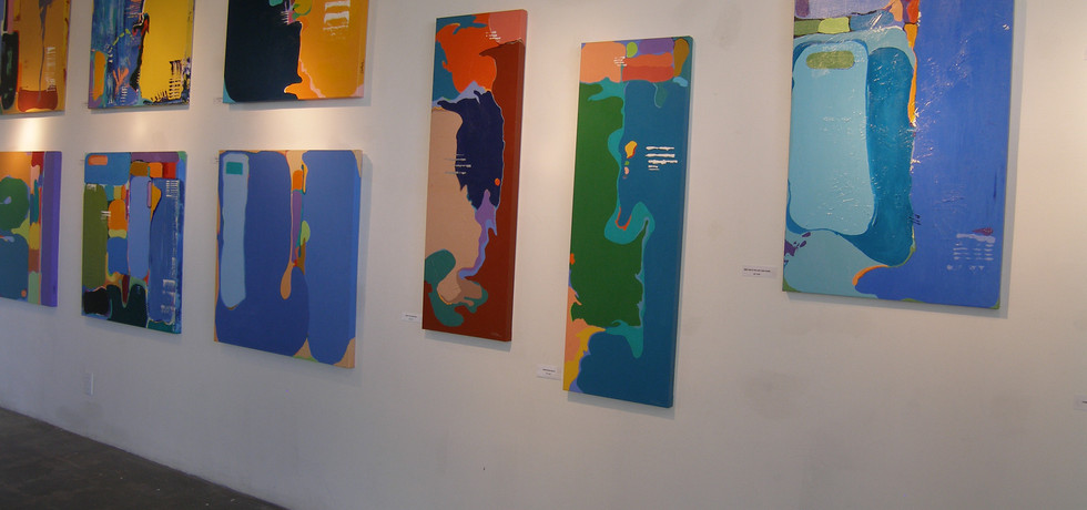 Buckwild Gallery Los Angeles, CA  2009