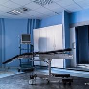 Sick hospital