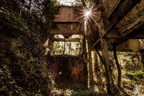 Lost coal mine