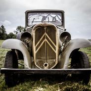 Wacky race car