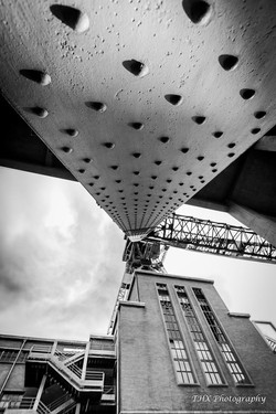 Steel and concrete